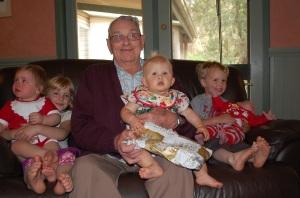 21. Great Grandpop John