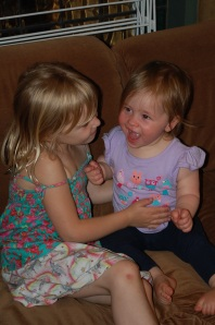 24.Abi and Milly