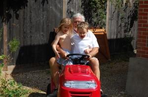 2.Ride on fun